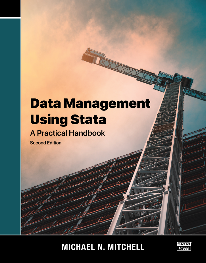 Data Management Using Stata A Practical Handbook Second Edition Stata Press
