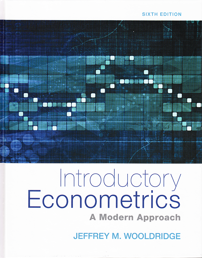 introductory econometrics a modern approach Introductory econometrics has 349 ratings and 13 reviews susanne said: as i said before, you cannot rate textbooks in the same manner as other books - h.