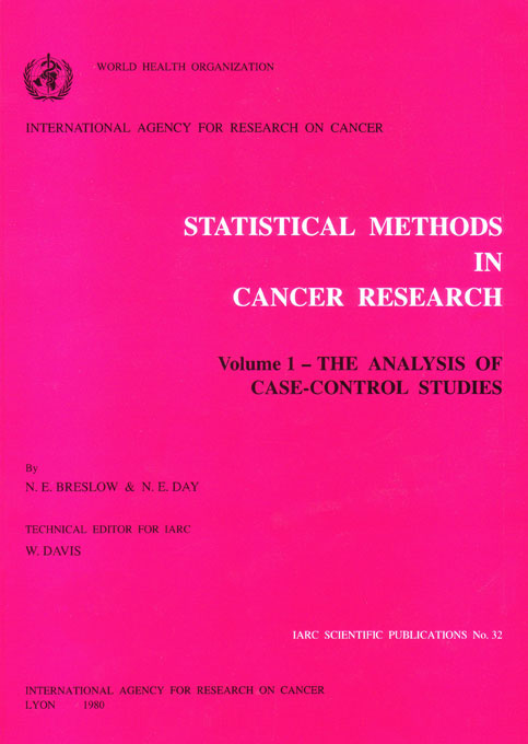 simple bayesian analysis for case-control studies in cancer epidemiology Sample size determination for inferences on the ,statistical methods in cancer research vol 1 the analysis of case bayesian analysis of case-control studies.