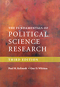 The Fundamentals of Political Science Research, Third Edition
