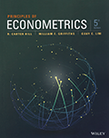 Principles of Econometrics, Fifth Edition