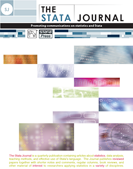 The Stata Journal
