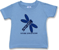 blue toddler shirt