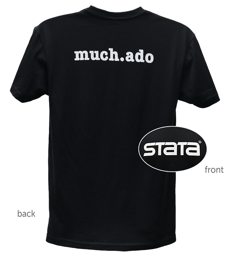 much.ado shirt