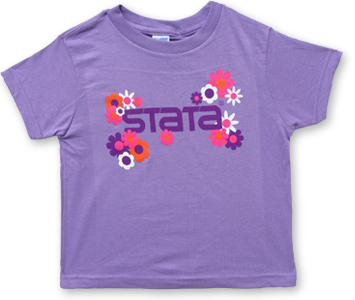 purple child's shirt