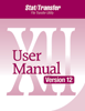 Stat/Transfer manual cover