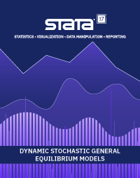 Dynamic Stochastic General Equilibrium Models Reference Manual for Stata