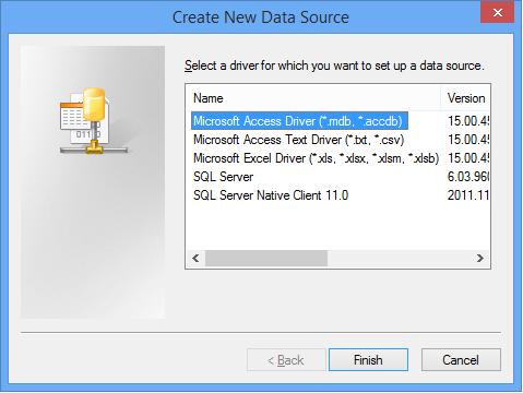 Download microsoft access driver mdb accdb for windows 7 64 bit